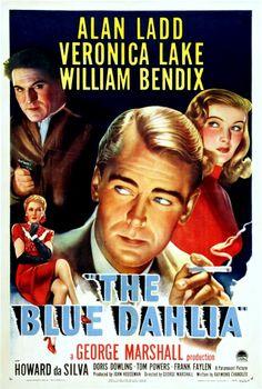 The Blue Dahlia (1946) ~ Bizarre Los Angeles