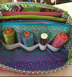 Diane's sew together bag