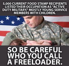Most military are volunteers, and this is surely a way for Trump supporters to.look at them....if they care!