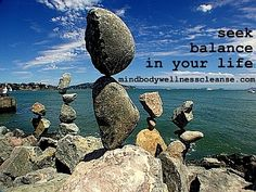 Balance is one of the essential keys to living a purposeful life of fulfillment.