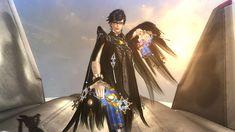 Bayonetta es una bruja amnésica implacable, que lucha contra cientos de ángeles malvados.