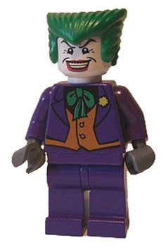 "The Joker - LEGO Batman 2 Figure"" -- Check out this great product."