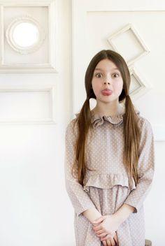 Tween super model Fatima Ptacek