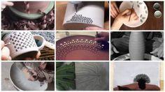 Pár tipov a trikov pre fanúšikov keramiky:)  - foto postup