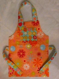 Seams Inspired: American Girl Doll Apron