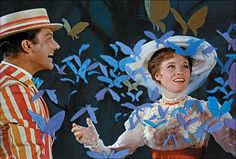 Mary Poppins is coming to Blu-ray Combo Pack and Digital HD for the first time ever on 12/10!