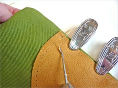 How to Use The Speedy Stitcher Sewing Awl | Sew4Home