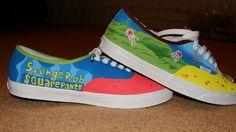Spongebob Vans want these
