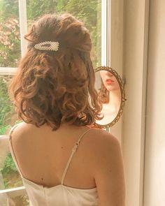 Classy Aesthetic, Aesthetic Hair, Hair Inspo, Hair Inspiration, New Hair, Your Hair, Princess Aesthetic, Grunge Hair, Hair Looks