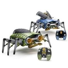 Image Detail for - Robot Insect Toy - Hacked Gadgets – DIY Tech Blog