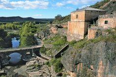 Ruta por el Pontón de la Oliva y por el interior de sus Cárcavas Spain, Mansions, House Styles, Nature, Travel, Portal, Paths, Vacations, Tourism