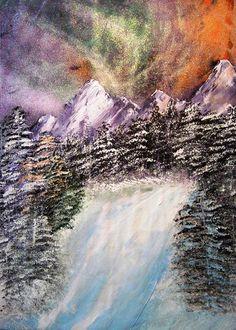 'Nordlichter' von Birgit Schlegel