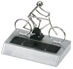 Solar Metall Radler – Solar Metal Biker – Cycliste Métal Solaire