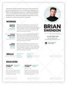 35 plantillas de Curriculums creativos: ¡Destaca con tu CV!