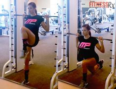 HIIT with The Smith Machine