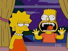 The Simpsons│ Los Simpson - - - - - - Homer Simpson, Lisa Simpson, Bart Simpson Tumblr, Simpsons Meme, The Simpsons Tumblr, Simpsons Quotes, Gif Animé, Animated Gif, Bart E Lisa