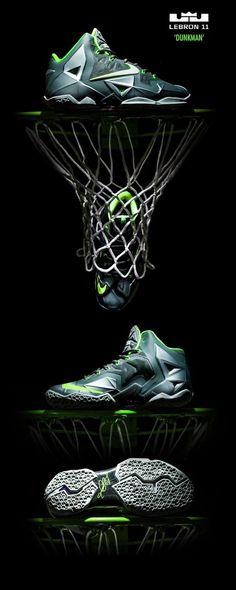 Nike LeBron 11 'Dunkman'
