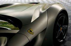 Ferrari F12 berlinetta ♥ http://luxuryworld.altervista.org
