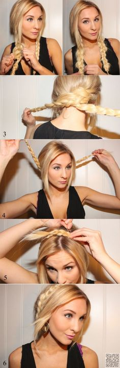 37 #Stunning Braided Crown Hairstyles for Every Occasion ...