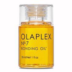 No.7 Bonding Oil - OLAPLEX Inc. Low Porosity Hair Products, Hair Porosity, Green Tea Oil, Best Hair Oil, Hair Oil For Dry Hair, Curly Hair, Hair Care Brands, Brittle Hair, Vitis Vinifera