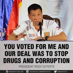 President Of The Philippines, Rodrigo Duterte, War On Drugs, I Like Him, Political Science, Foreign Policy, Presidential Election, Presidents, Politics