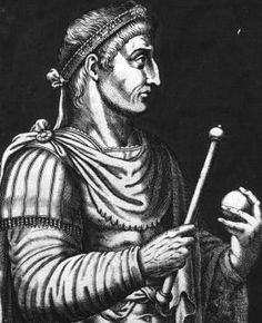 Constantine the Great was the first Christian emperor of the Roman Empire who left an important and lasting legacy on the history of the world. Constantine Christianity, St Constantine, Constantine The Great, World Empire, Turkish Army, Wax Museum, Christian Religions, Europe, Historia