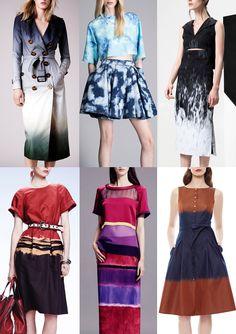 Resort 2015   Catwalk Print & Pattern Trend Highlights Part 2 catwalks