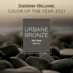 9 urbane bronze 7048 by sherwin williams coty 2021 ideas on sherwin williams 2021 color trends id=71841