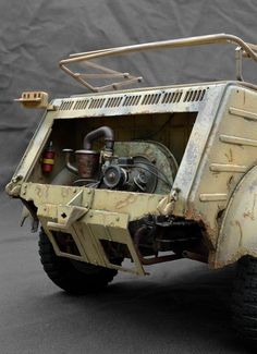 Army Vehicles, Armored Vehicles, Military Modelling, Ww2 Tanks, Tiny World, Military Equipment, Vw Beetles, Scale Models, Cars And Motorcycles