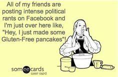 A little gluten free humor...