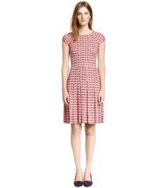 Tory Burch SOPHIA DRESS Love this dress!