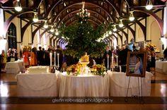 McBryde Hall At Winthrop University Wedding Venue Laura Anne Jack
