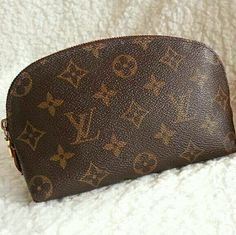 50f0f5d80d0f Louis Vuitton Monogram Cosmetic Pouch SOLD!!! Authentic Louis Vuitton  Cosmetic Pouch This compact