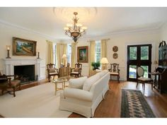 Homes for sale in Buckhead Atlanta Homes, Atlanta Buckhead, Oversized Mirror, Couch, Bed, Family Rooms, Furniture, Home Decor, Settee