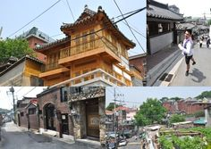 Strolling@Buckchon Hanok Village