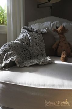 Handmade crochet blanket by FabuStitches on www.etsy.com/shop/fabustitches