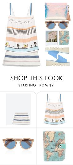 """N°188"" by yellowgrapes ❤ liked on Polyvore featuring Paul & Joe, Cutler and Gross and J.Crew"