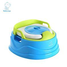 宝贝时代 超柔pu软垫坐便器 宝宝座便器凳婴儿童自主便便池小便盆