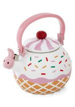 Care for a Cupcake? Tea Kettle | Mod Retro Vintage Kitchen | ModCloth.com