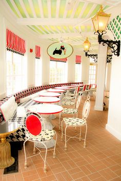 Sadies Ice Cream Parlor by Grand Hotel - Mackinac Island, via Flickr