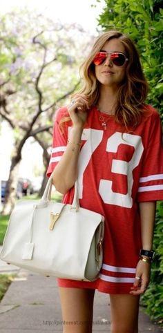 athletic dress - so cute!!