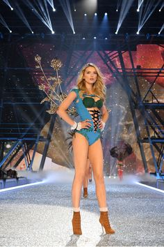 awesome SEE EVERY RUNWAY LOOK IN THE 2016 VICTORIA'S SECRET FASHION