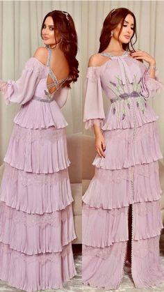 Bridesmaid Dresses, Wedding Dresses, Indian Wear, Kaftan, Moroccan, How To Wear, Style, Fashion, Kaftan Pattern