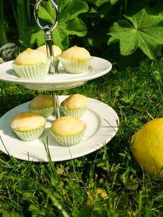 Wenn dir das Leben Zitronen gibt, backe leckere Zitronenmuffins...
