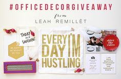 Go enter the #officedecorgiveaway that Leah Remillet at @Go{4}Pro Photos is hosting! http://www.rafflecopter.com/rafl/display/48a2e58420/