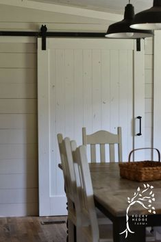 Simple Farmhouse Sty