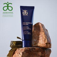 Skincare-Arbonne Mens RE9 anti-aging moisturizer w/spf 15 www.rachelphillips.arbonne.com