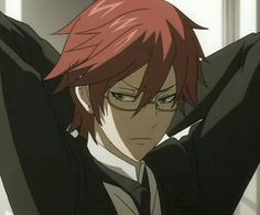 Black butler- Grell: Before he met Madame Red Honestly Grell where did you go wrong xD I still like him though c:
