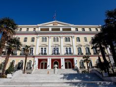 Government House Thessaloniki, Mansions, History, House Styles, Home, Historia, Manor Houses, Villas, Ad Home