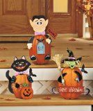 ★ Pumpkin Decorating Ideas (Little to No Carving)